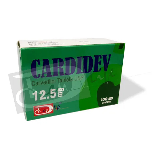 Carvedilol Tablets USP