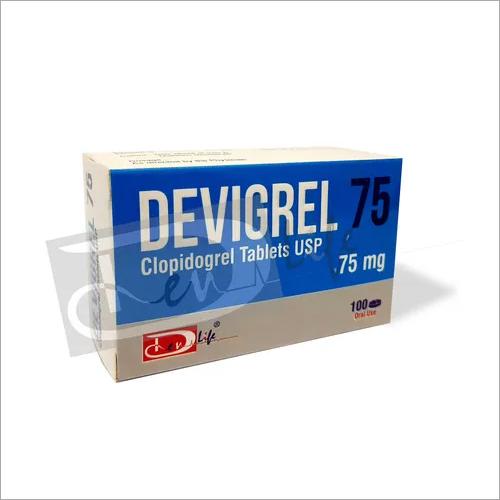 Clopidogrel Tablets USP