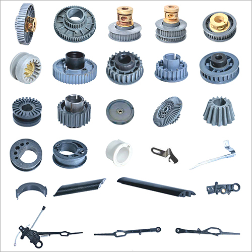 Vamatex Shuttleless Loom Spare Parts