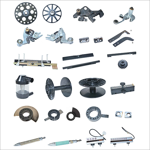 Somet Shuttleless Loom Spare Parts