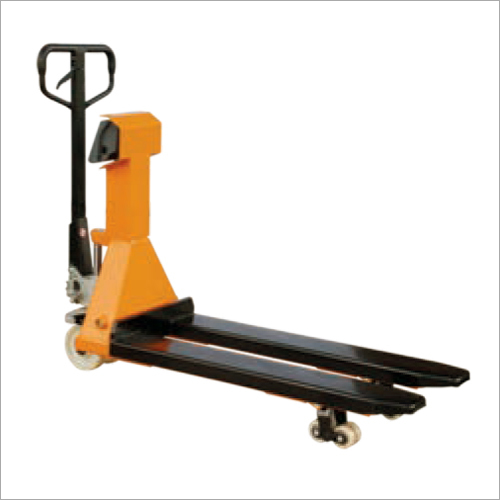 2000Kg Electronic Weighing Scale Hydraulic Pallet Trucks