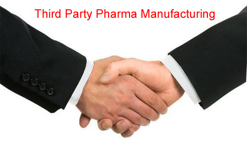 Third Party Pharmaceutical Manufacturer