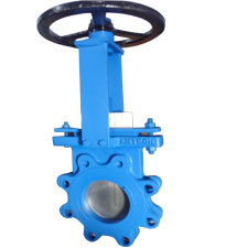 Knife Type Gate Valve