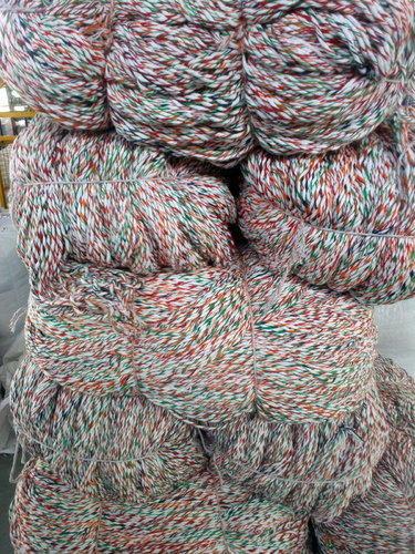 Rainbow Cotton Yarn