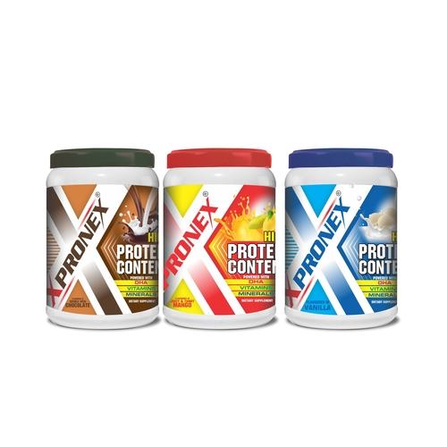 X PRONEX MOM