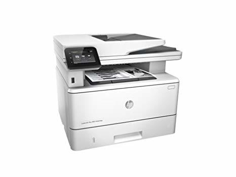 HP LaserJet Pro MFP 427FDN Printer White