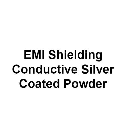 EMI Shielding Conductive Silver Coated Powder