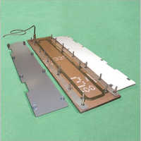 Paver Screed Plate