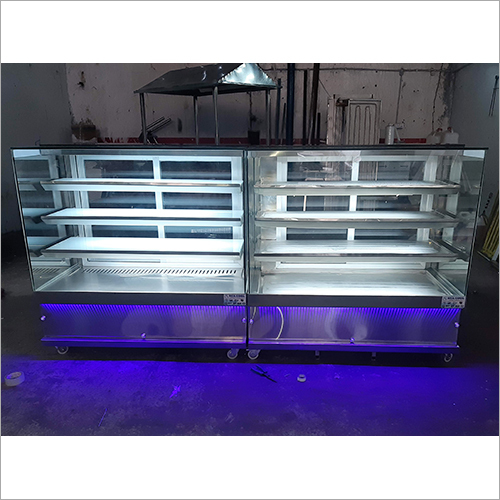 LED Fitted Bakery Display Counter