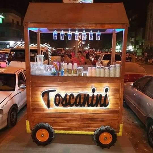 Customized Food Cart