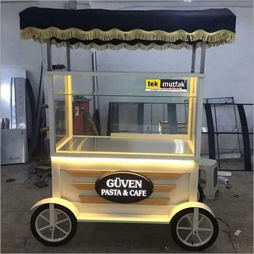 Small Food Cart
