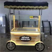Small Food Cart