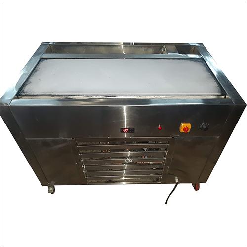 Pan Ice Cream Roll Machine