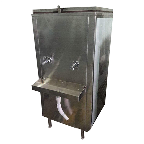 Two Tap Water Cooler