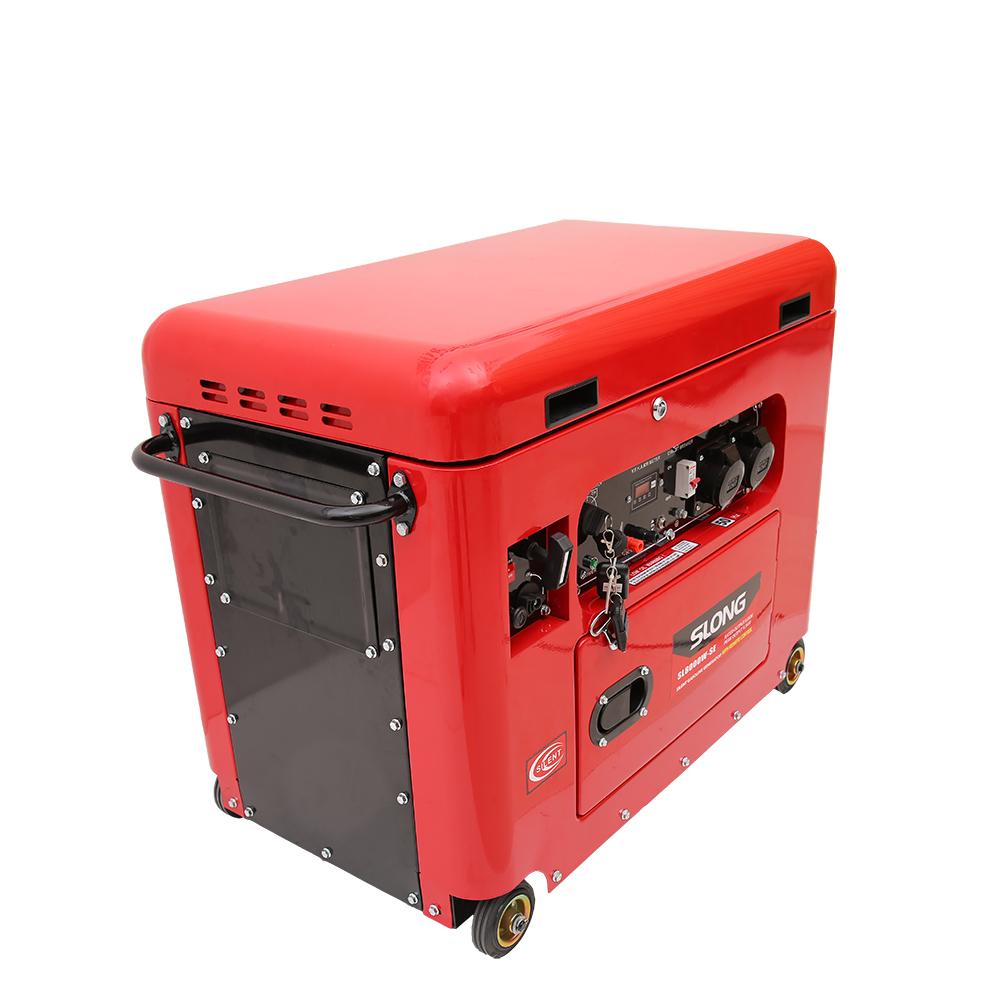 SL9000W-SE Petrol Generator