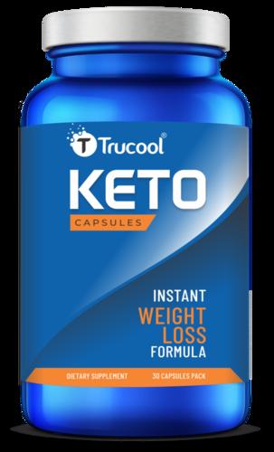Trucool Keto Fat Burner Capsule (Fatloss Formula)