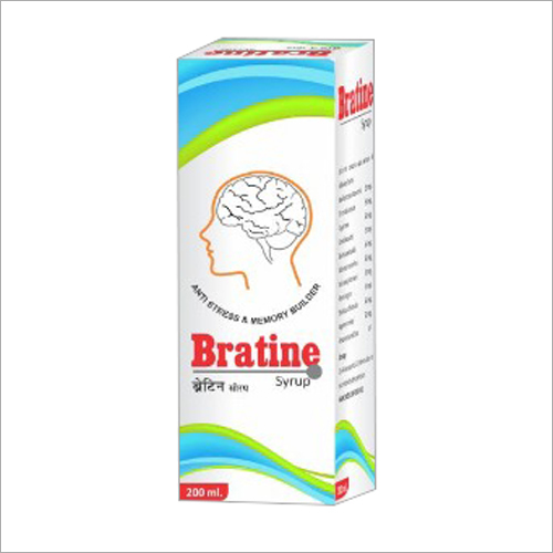 200 ml Bratine Syrup