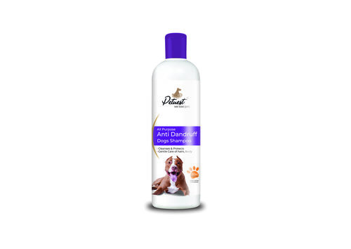 Truworth Petnest Dog Shampoo Anti Dandruff