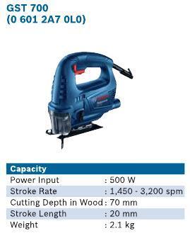 500 Watt Jigsaw