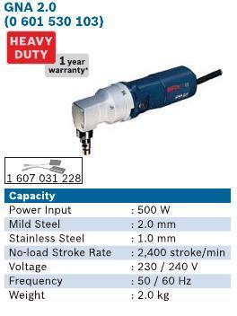 500 Watt Nibbler