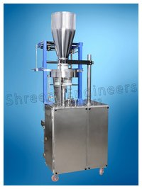 Automatic Semi Pneumatic Pouch Packing Machine