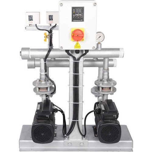 CM Twin Booster Pump