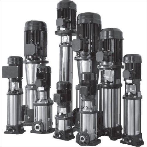 High Pressure Vertical Pump