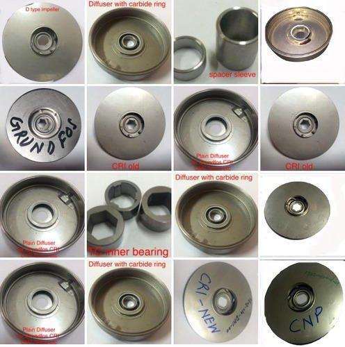 Cri High Pressure Pump Spare Parts
