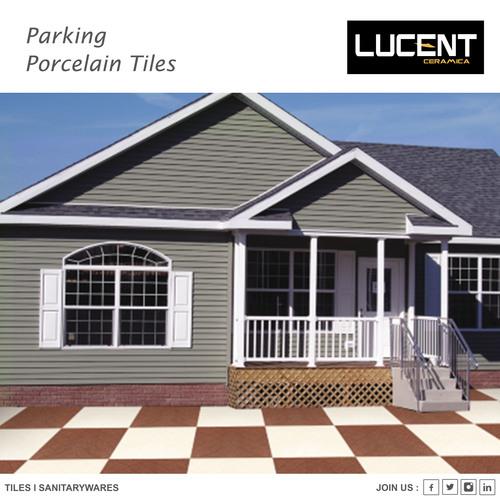 Parking Porcelain Floor Tiles
