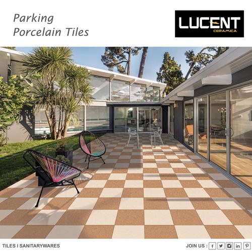 Outdoor Parking Tiles