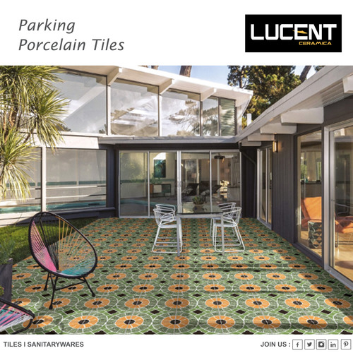 12X12 Parking Tiles