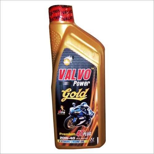 Valvo Power Gold 4t Plus 1 ltr