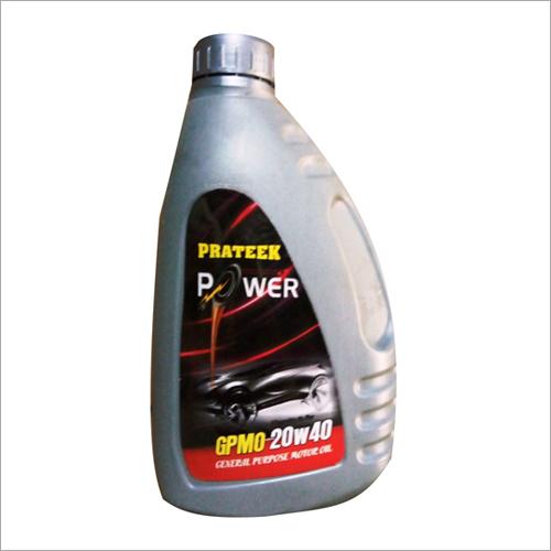 Prateek Power General Purpose Motor Oil