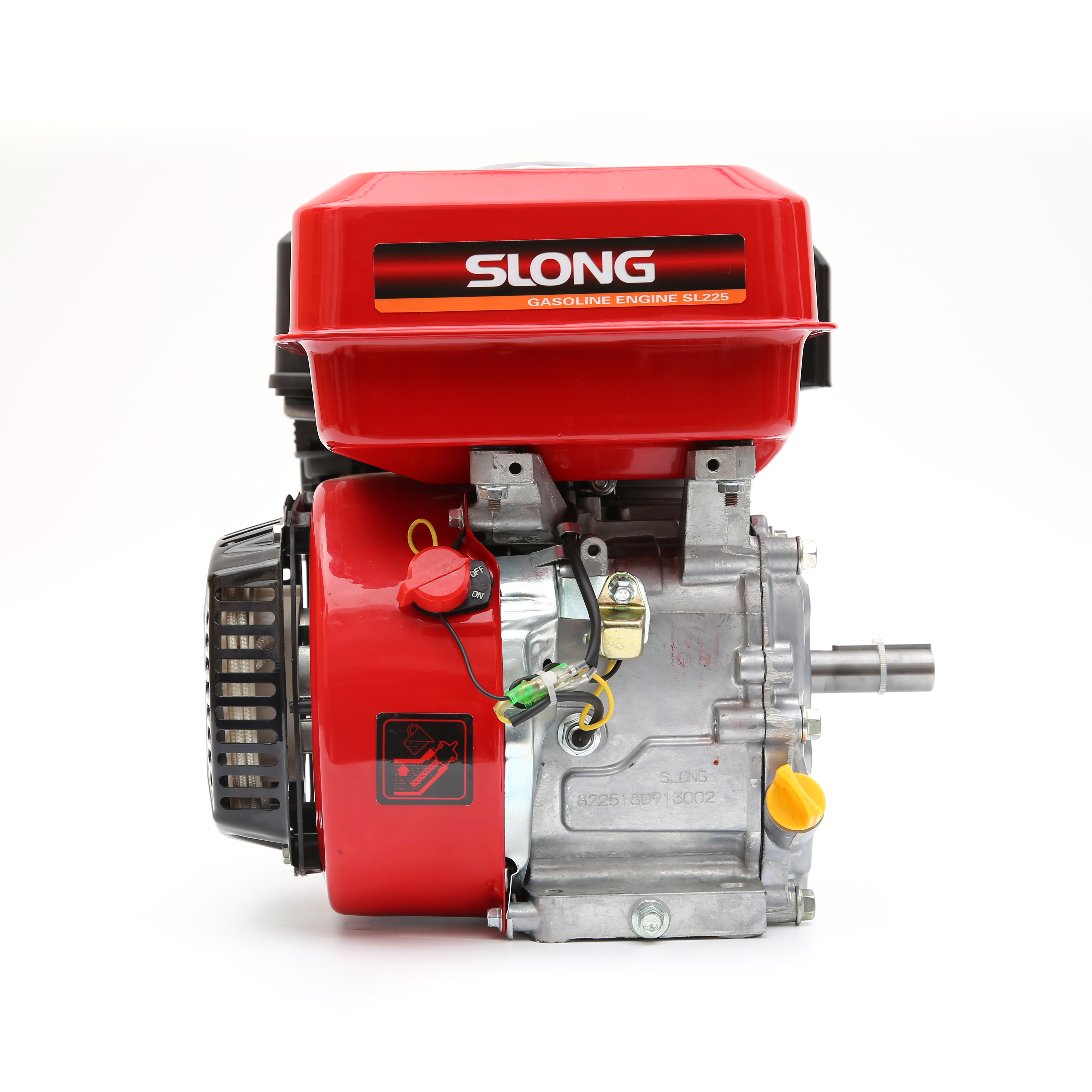 SL200 Natural Gas Engine