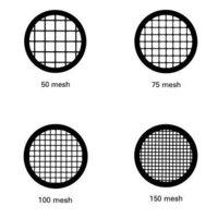 Special Metal grids - Titanium