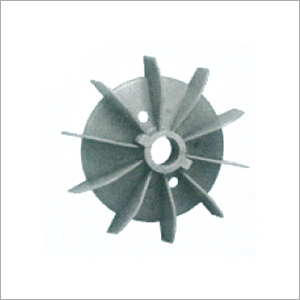 Plastic Fan Suitable For GEC 100 Frame Size