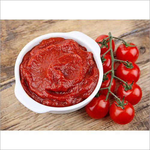 Fresh Tomato Paste