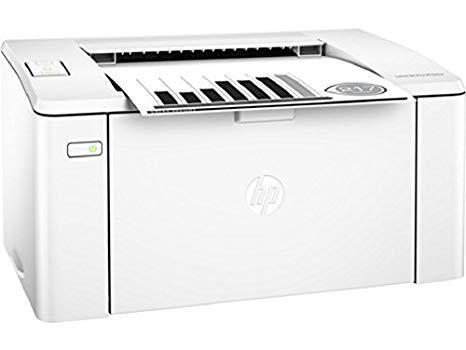 HP LaserJet Pro M104w Printer