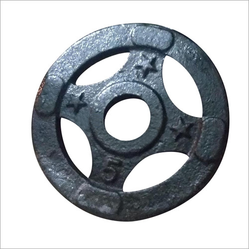 Cast Iron Weight Plate