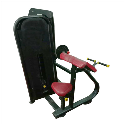 Preacher Curl and Tricep Machine
