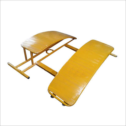 Outdoor Double Situp Board