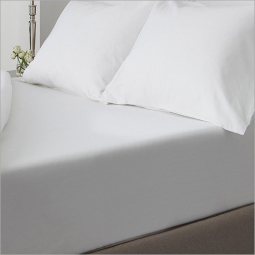Fitted Plain Bedsheet