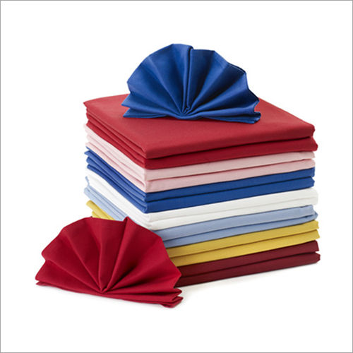 Plain Colored Napkin