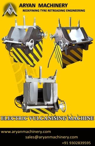 Tyre Cut Repair Machine Electric Capacity: 1 Kg/Hr