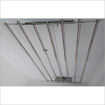 SS07 Ceiling Cloth Hanger