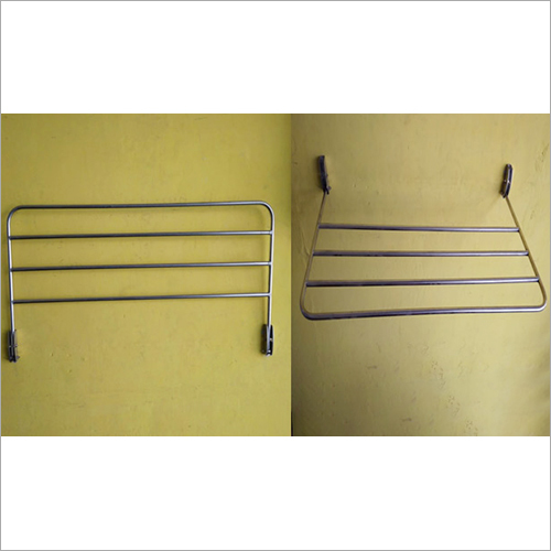 Towel Wall Rod Hanger