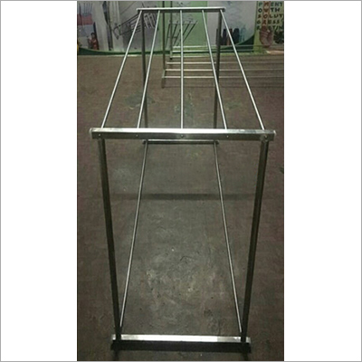 SS Display Stand