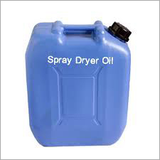 Spray Dryer Oil