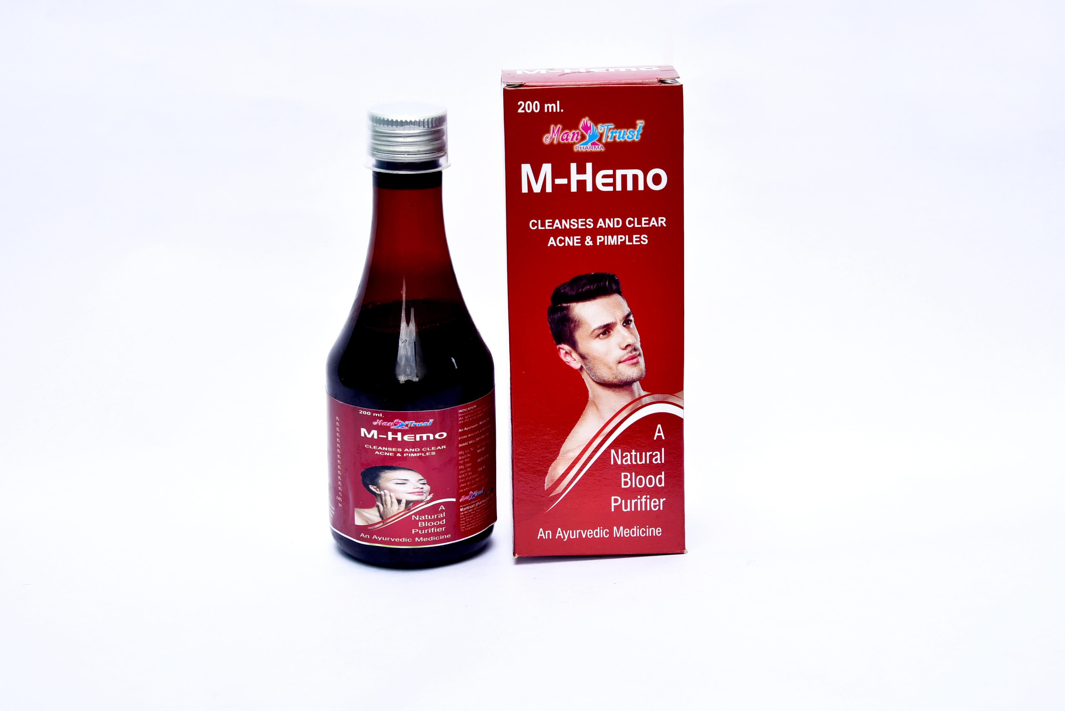 M-HEMO SYRUP