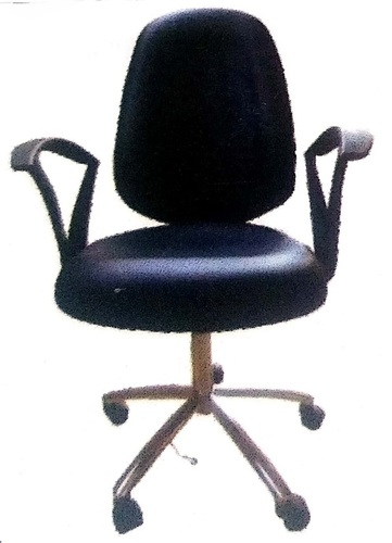 ESD safe chair with Arm Rest